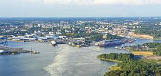 Turku mereltä